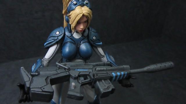 【玩具人SIN投稿】NECA Heroes of the Storm Nova Terra 諾娃 泰拉