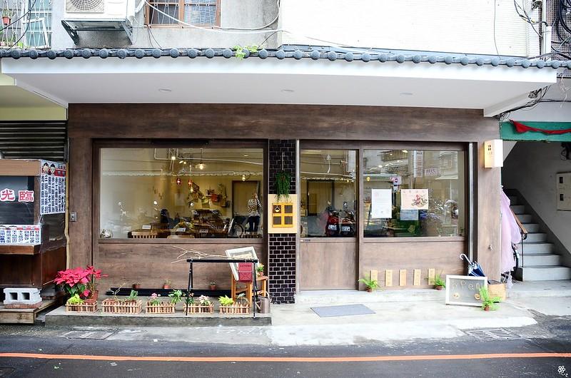 小空間板橋早午餐咖啡廳不限時推薦小倉庫菜單時間新埔 (3)