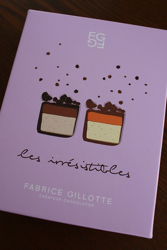 Fabrice GillotteのLes irresistibles