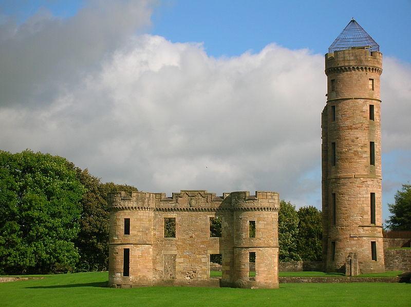 Eglinton castle ayrshire in scotland for 17 eglinton terrace ayr