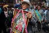 Procesión Virgen de la Candelaria (Lima - Perú)
