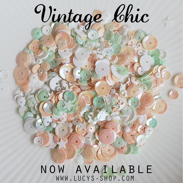 Vintage Chic Ann