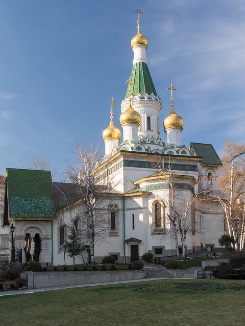 Eglise Russe Sveti Nikolay