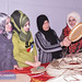 UNDP Syria creating jobs for women displaced by the crisis in the field of traditional​ handicrafts production to help them generate their own income. by undp.syria