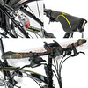 351-221 Tern 2016 Eclipse P18L (D0)鋁合金大輪折疊車24吋18速通勤夜騎設定發電花鼓含前後燈土除黑底黃標