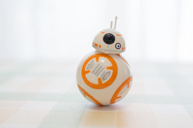 メタコレ BB-8、正面