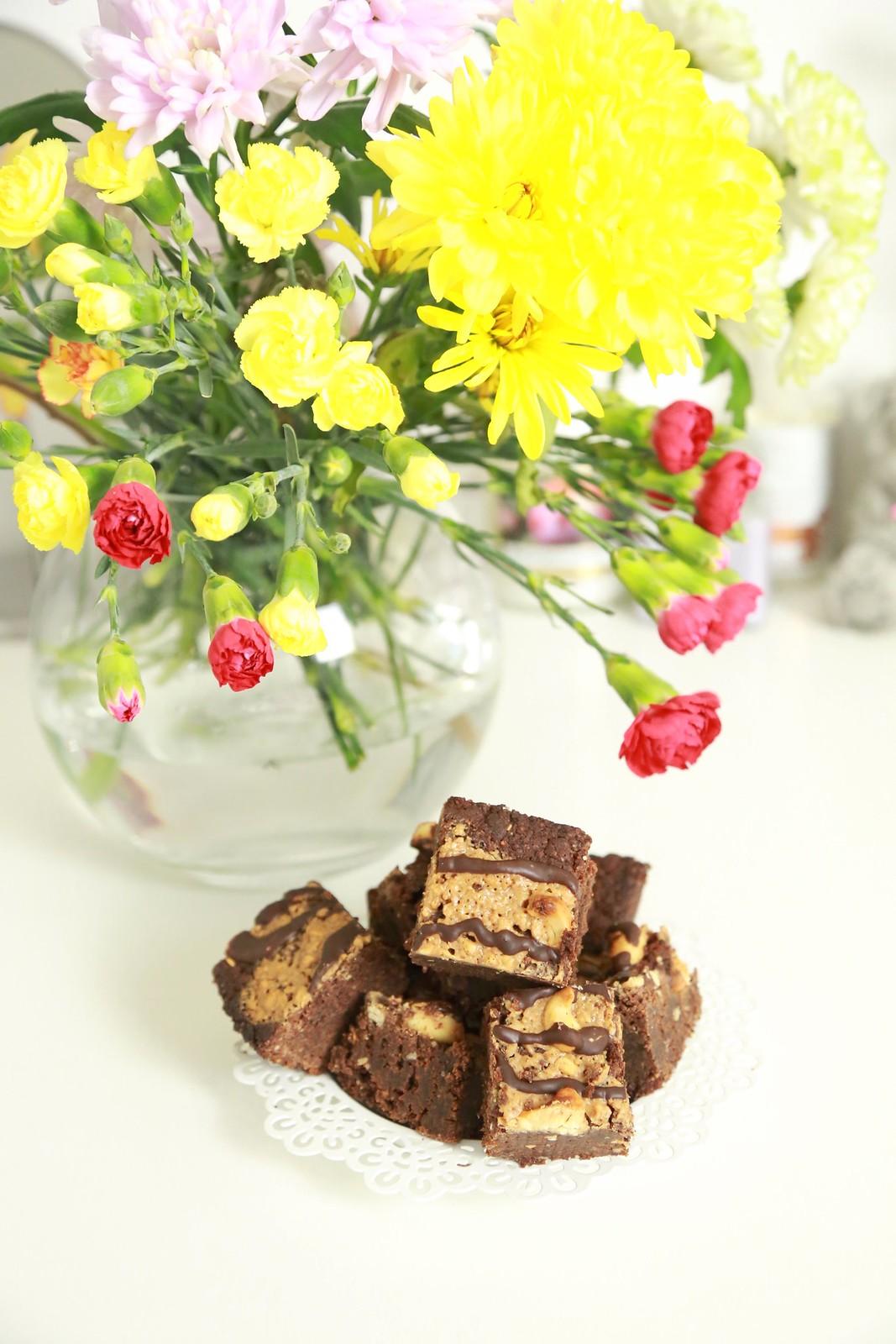 gymfood, proteinbrownies, cashewnutbrownies, krystelcouture,