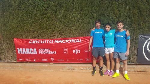 Tecnificación: Marca y Rafa Nadal Sevilla 2016