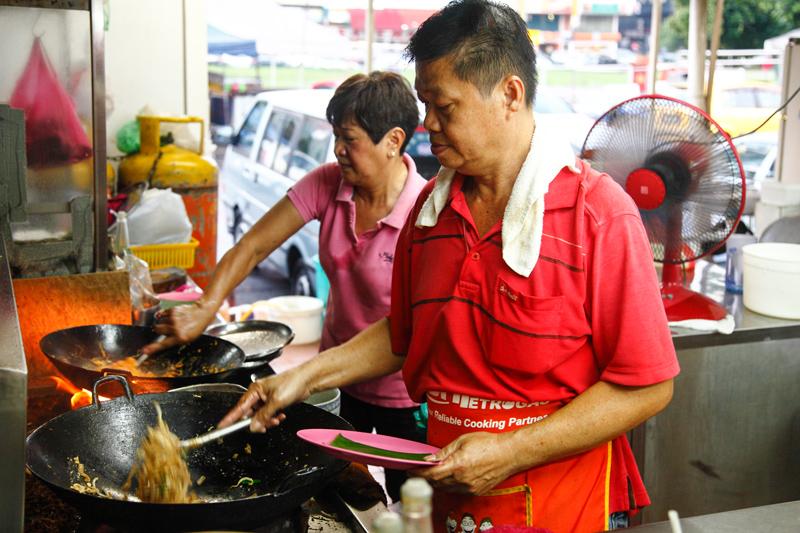 No 8 Char Koay Teow SS2 Wai Sek Kai