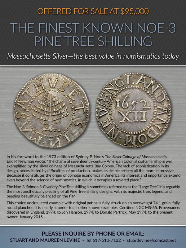 Levine Ad 2016-01-31 Noe-3 Pine Tree Shilling