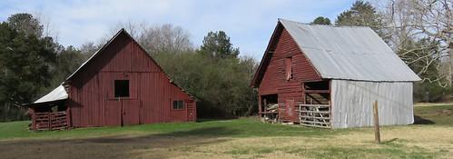 ga georgia barns walkercounty