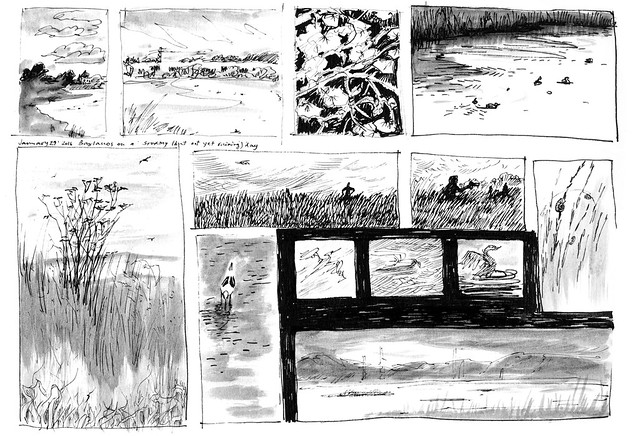 Sketchbook #94: Bay Shore