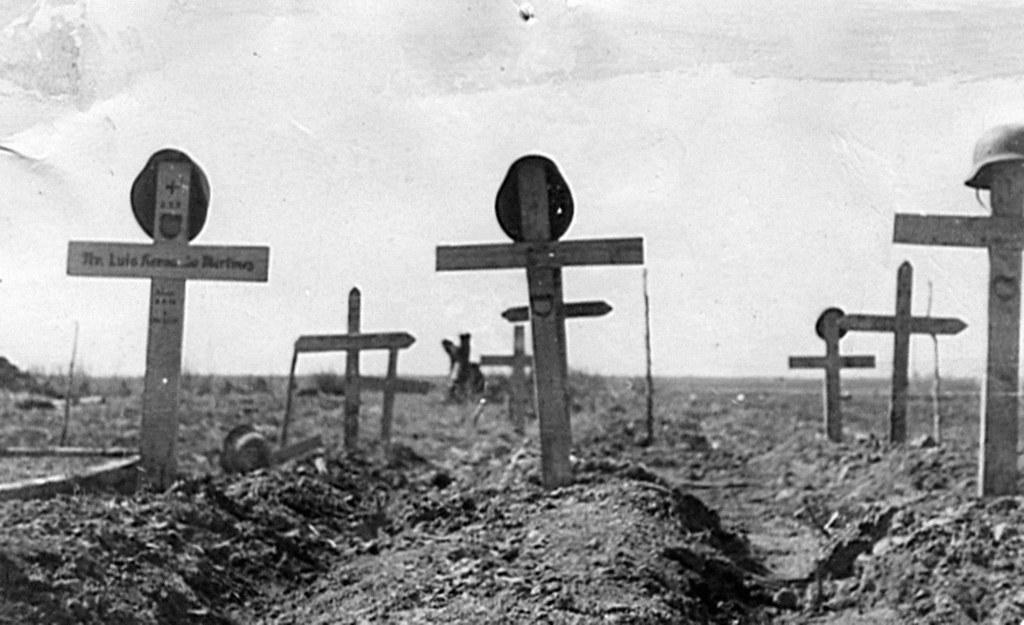 Domingo Rodríguez Romera DIVISION AZUL albaceteños frente ruso 1942 foto 8