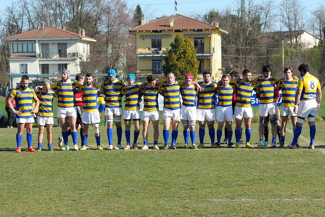 2015/16 - 1° XV - RPFC vs Cus Milano (Foto Sicuri)