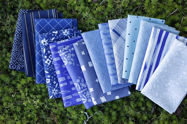 True Blue curated bundle