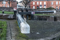 A SECTION OF THE ROYAL CANAL [NEAR LOCK 3]-111882