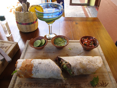 San Cristóbal de las Casas: un burrito