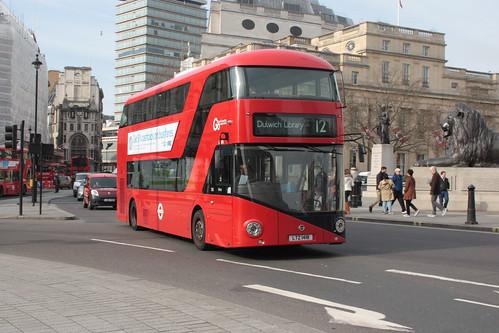London Central LT418