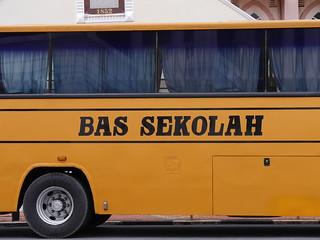 Malaysian School Bus