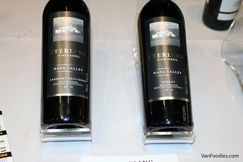 Sterling Vineyards Cabernet Sauvignon & Merlot