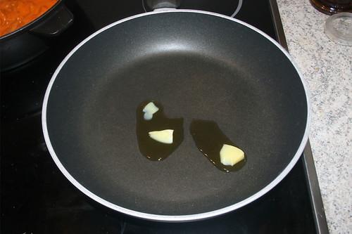 58 - Butterschmalz erhitzen / Heat up ghee
