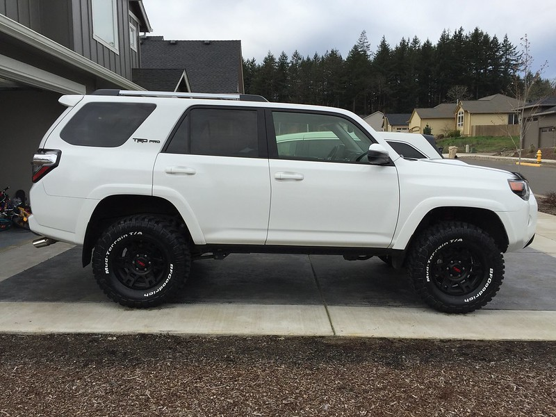 Trd Pro Lift Question Page 26 Toyota 4runner Forum