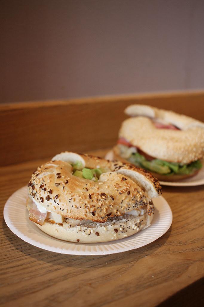 Weekend-City-Guide-Brighton-Food-Bagelman-Bagels-Avocado