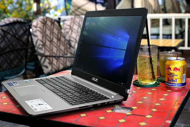 Nhìn nhận những ưu – nhược điểm trên laptop ASUS K501UX - 114332