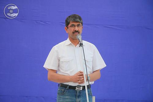Sunil Madan from Gurgaon expresses his views