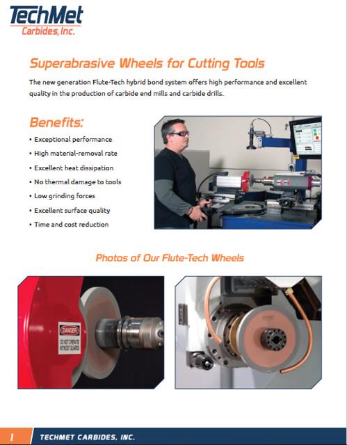 Techmet Brochure Interior Page