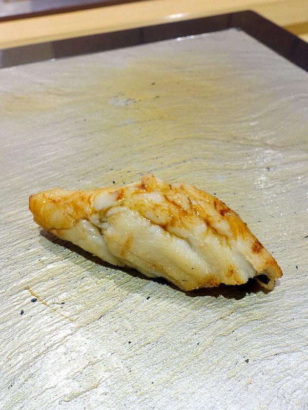 Sushi Iwa Ginza- Anago (Saltwater Eel)
