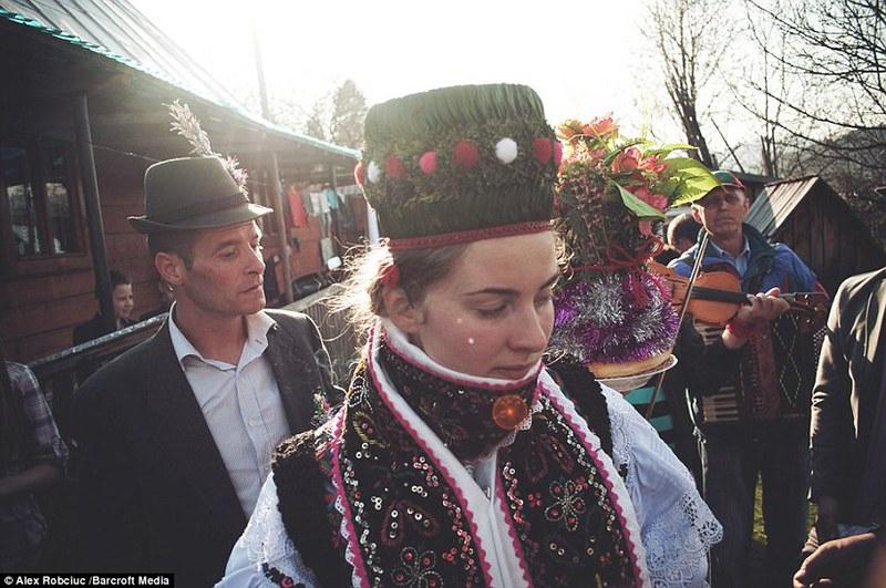 「最後的中世紀地區」- 羅馬尼亞 Maramures County 村莊2