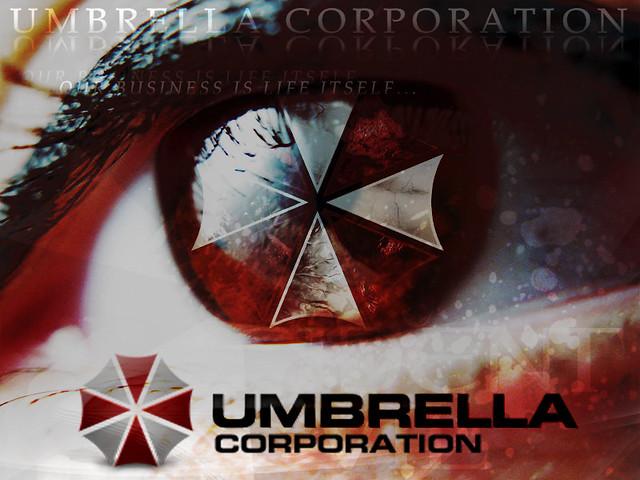 Umbrella Corporation Eye by Sunnyboiiii