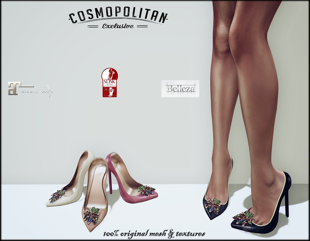 Malu by ChicChica OUT @ Cosmopolitan