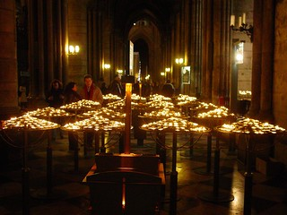 APerove Inside Notre Dame