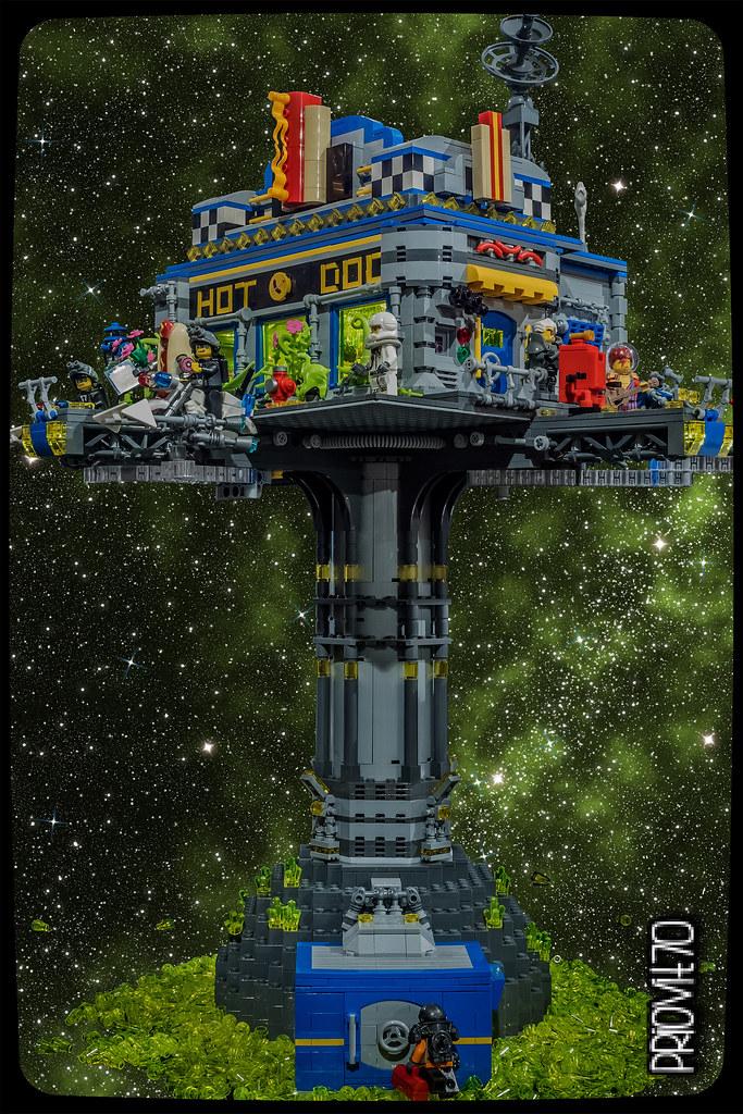 Al's space diner - full