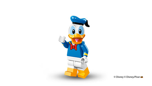 LEGO Collectible Minifigures 71012 - Disney - Donald