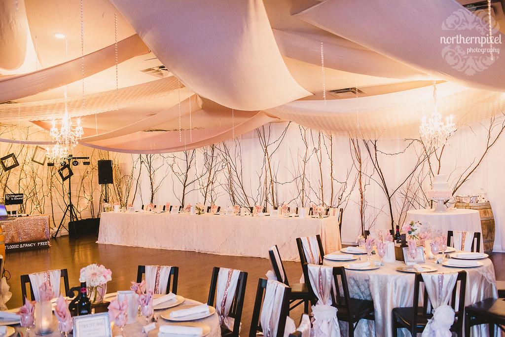 Hart Community Centre Wedding Reception Venue - Prince George BC