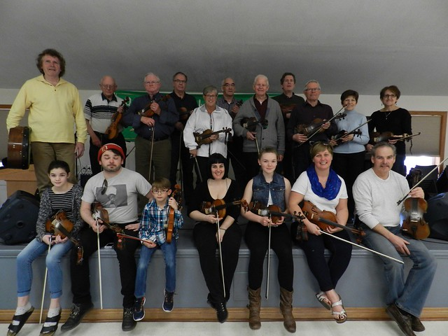 PEI Fiddle Jam 2016