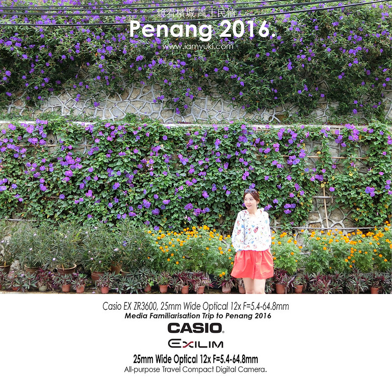 casio artwork Penang ootd