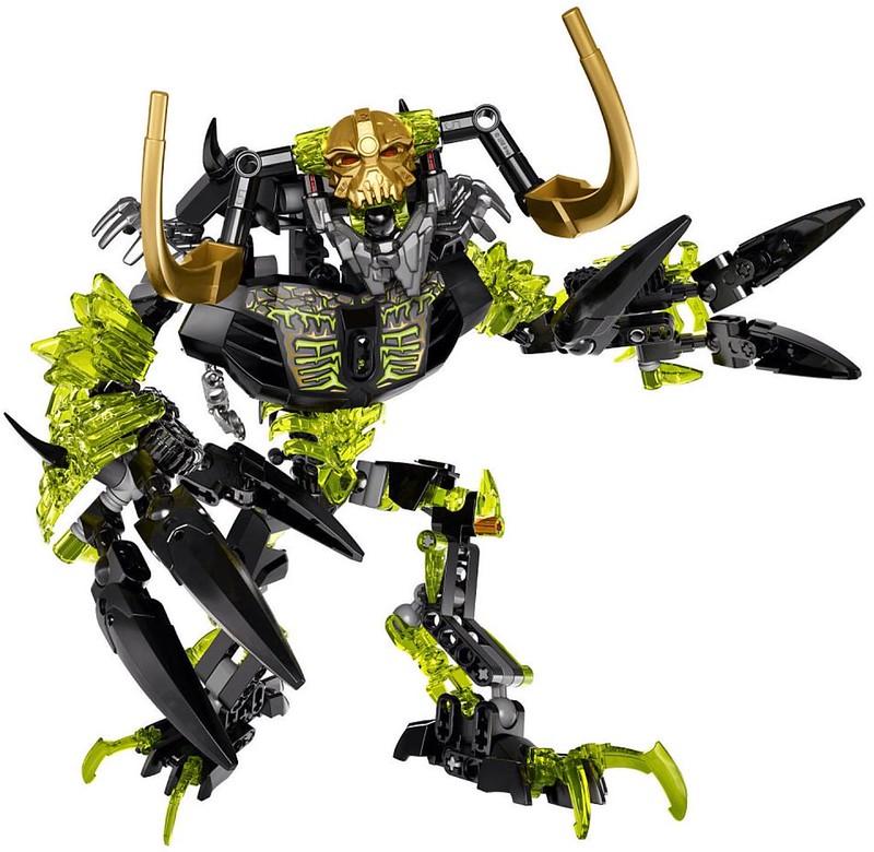 LEGO Bionicle 2016 Sets: 71316 - Umarak the Destroyer