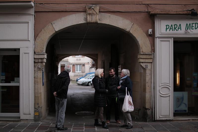 Mulhouse - Carriage door