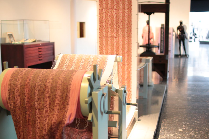 Mulhouse - Musée de l'Impression sur Etoffes
