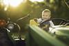 Little Man, Big Tractor