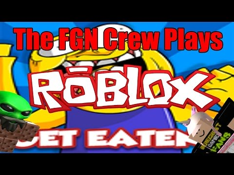 View The Fgn Crew Plays Roblox Get Eaten Pc Supplier - fgn roblox