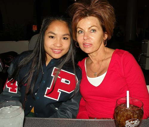 Arden and Mom