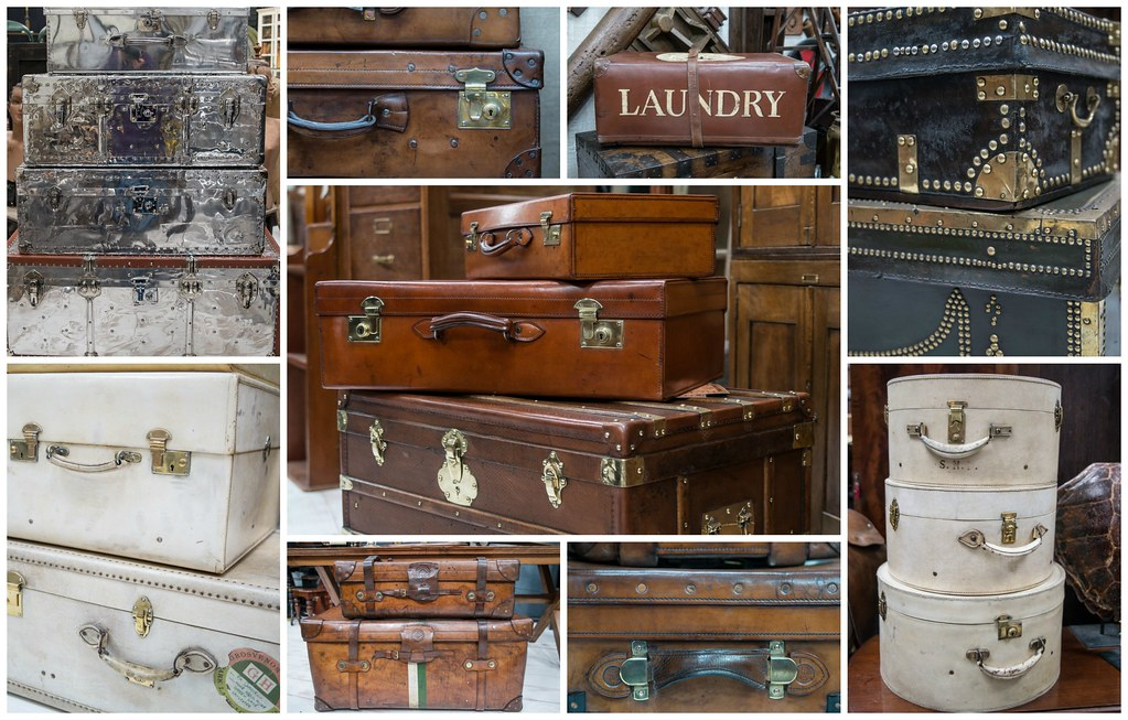 luggage.collage