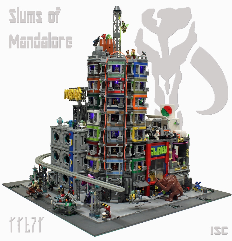 Slums of Mandalore