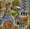 Park Güell and its amazing tile mosaics