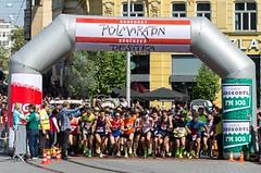 Brněnský půlmaraton a desítku ovládli bratři Kučerové